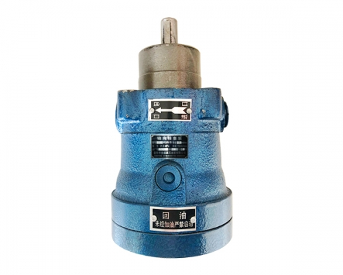 2.5MCY14-1B柱塞泵